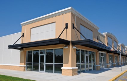 Carmel Commercial Exterior Painting